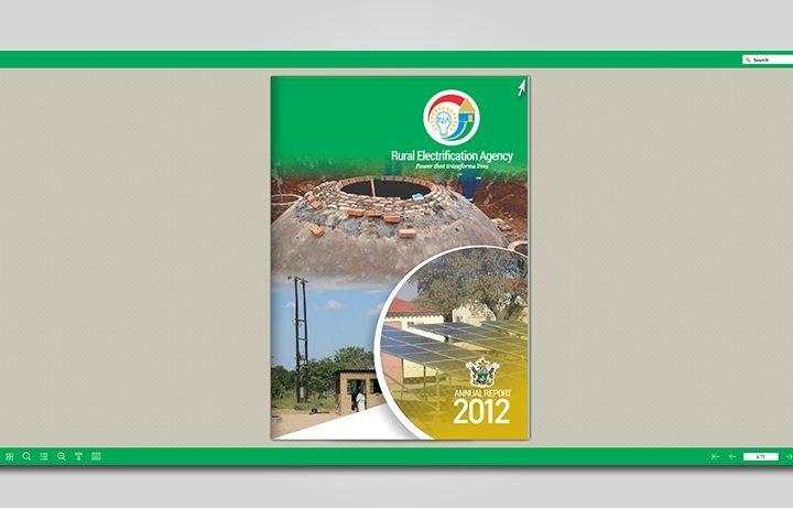 Digital Annual Report (REA)